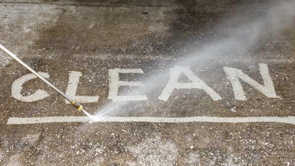 Pressure Washing For Decks Driveways Sidewalks And More